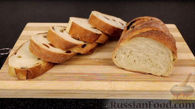 Фото приготовления рецепта: Домашний батон - шаг №25