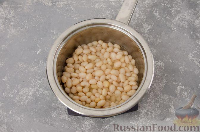 Фото приготовления рецепта: Винегрет с фасолью - шаг №3