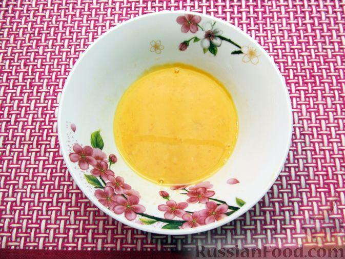 Фото приготовления рецепта: Рисовые крокеты с сыром (в духовке) - шаг №12