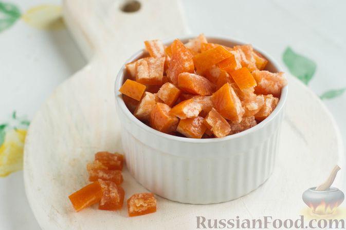 Фото к рецепту: Цукаты из грейпфрута