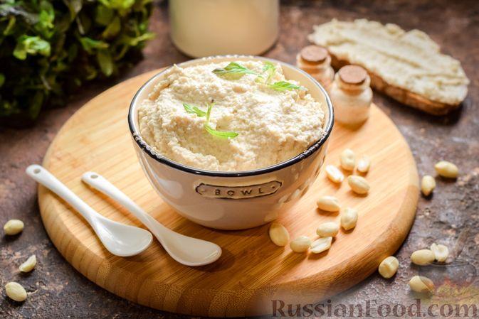 Фото приготовления рецепта: Арахисовая паста для бутербродов - шаг №8
