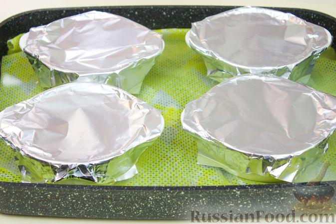 Фото приготовления рецепта: Крем-карамель (флан) - шаг №8