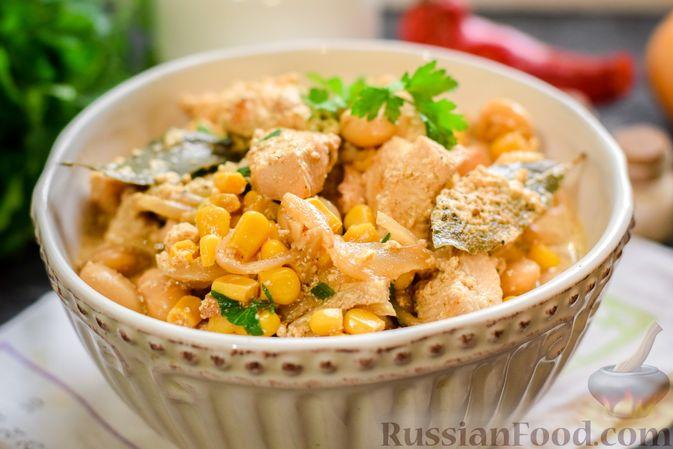 Фото приготовления рецепта: Парфе с солёной карамелью - шаг №3