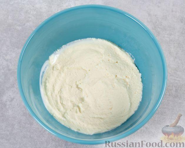 Фото приготовления рецепта: Морковный манник с рисовой мукой, на кефире - шаг №2