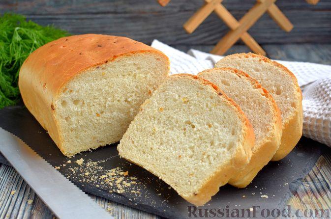 Фото к рецепту: Горчичный хлеб