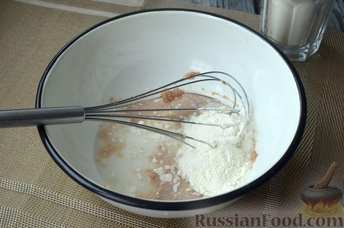 Фото приготовления рецепта: Горчичный хлеб - шаг №3