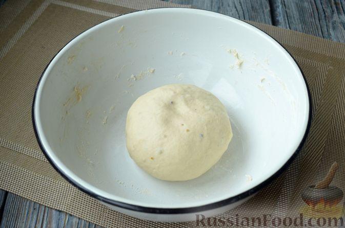 Фото приготовления рецепта: Горчичный хлеб - шаг №9