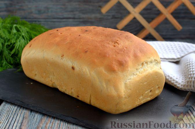 Фото приготовления рецепта: Горчичный хлеб - шаг №14