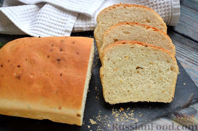 Фото приготовления рецепта: Горчичный хлеб - шаг №15