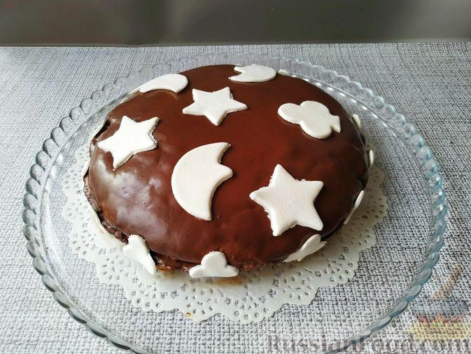 Фото к рецепту: Мастика для украшения тортов