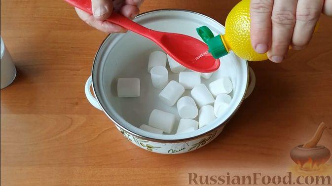 Фото приготовления рецепта: Мастика для украшения тортов - шаг №2