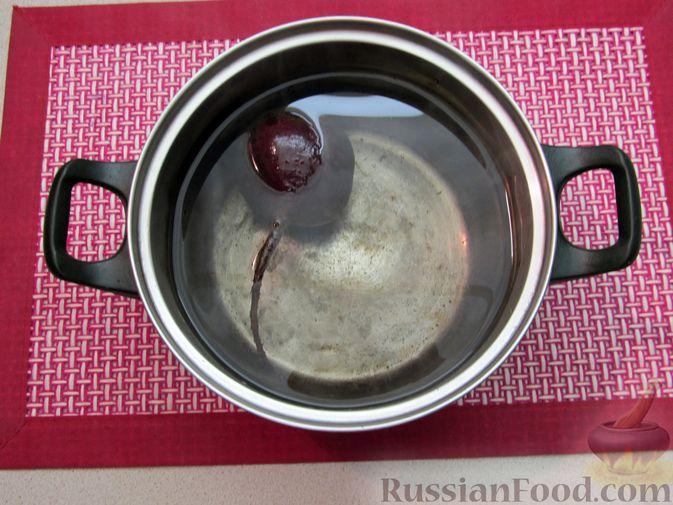 Фото приготовления рецепта: Волынский борщ - шаг №5