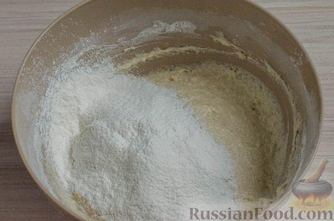 Фото приготовления рецепта: Вак бэлиш с говядиной и рисом - шаг №7