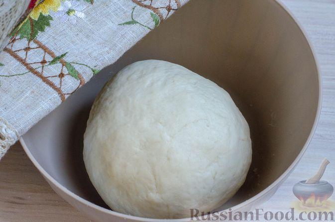 Фото приготовления рецепта: Вак бэлиш с говядиной и рисом - шаг №9
