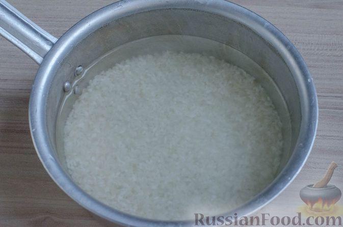 Фото приготовления рецепта: Вак бэлиш с говядиной и рисом - шаг №11