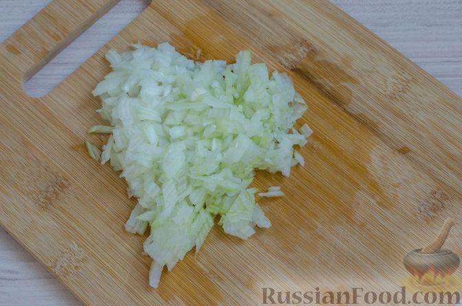 Фото приготовления рецепта: Вак бэлиш с говядиной и рисом - шаг №12