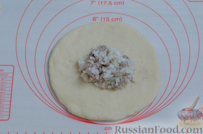 Фото приготовления рецепта: Вак бэлиш с говядиной и рисом - шаг №19