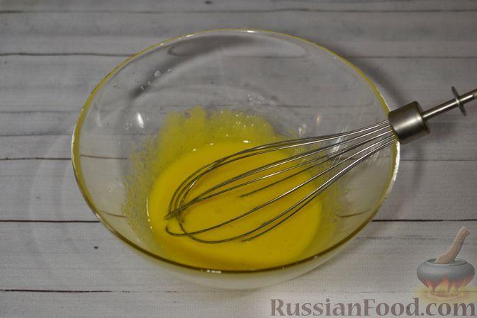 Фото приготовления рецепта: Рисовая каша со сливками и солёной карамелью - шаг №6
