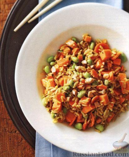 Рецепт Овощное рагу с рисом (в медленноварке)