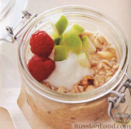 Фото к рецепту: Злаковый завтрак