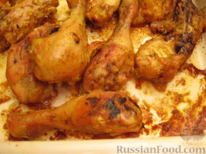 Куриные ножки запеченные в духовке 6 рецептов