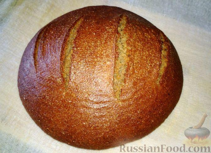 Рецепт Теста Для Хлеба