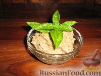 """Фото к рецепту: Закуска из баклажана """"Бутербродная"""""""