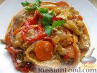 Фото к рецепту: Соте из овощей