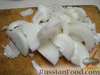 """Фото приготовления рецепта: Баклажаны """"Греческий соус"""" - шаг №2"""