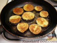 """Фото приготовления рецепта: Баклажаны """"Греческий соус"""" - шаг №6"""