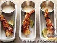 Фото к рецепту: Креветки закусочные