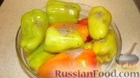 Фото приготовления рецепта: Жареный перец - шаг №1