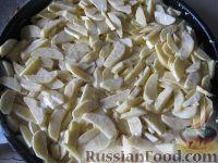 Фото приготовления рецепта: Куриные бедрышки с картофелем, запеченные в духовке - шаг №6