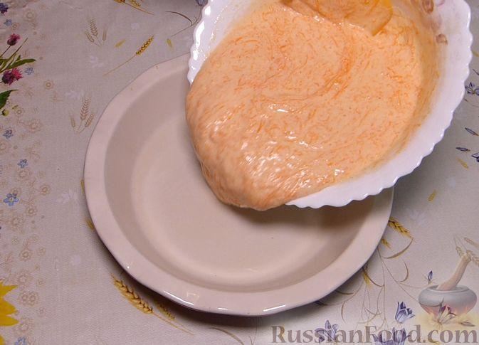 Фото приготовления рецепта: Манник с тыквой - шаг №6