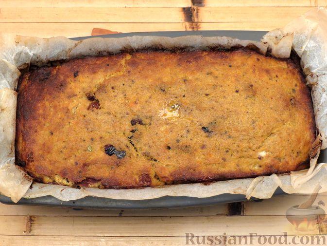 Фото приготовления рецепта: Мясной террин с сухофруктами (в духовке) - шаг №13
