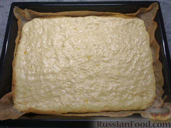 Фото приготовления рецепта: Фокачча с картофелем - шаг №3