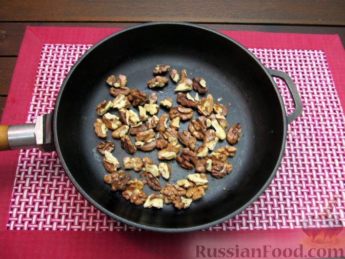 Фото приготовления рецепта: Банановое печенье с орехами - шаг №2