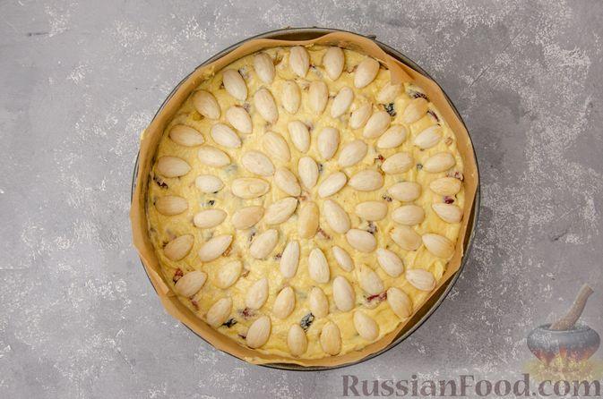 """Фото приготовления рецепта: Шотландский рождественский кекс """"Данди"""" - шаг №18"""