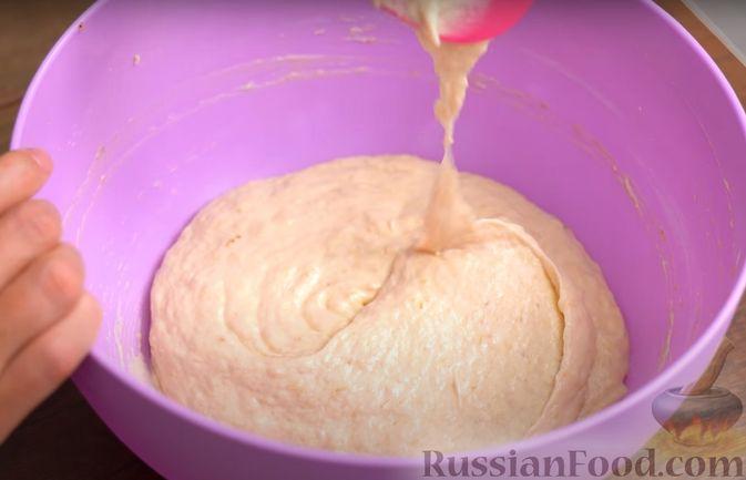 Фото приготовления рецепта: Банановый хлеб с изюмом и орехами - шаг №2