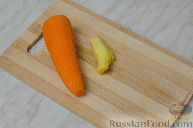 Фото приготовления рецепта: Грузинская солянка - шаг №4