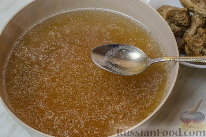 Фото приготовления рецепта: Грузинская солянка - шаг №13