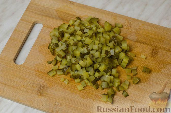 Фото приготовления рецепта: Грузинская солянка - шаг №15