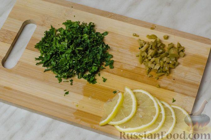 Фото приготовления рецепта: Грузинская солянка - шаг №18