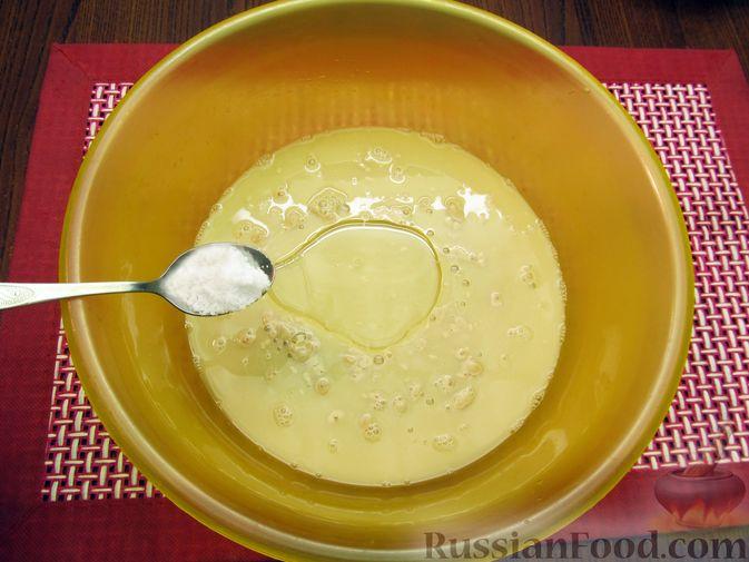 Фото приготовления рецепта: Цельнозерновой пшеничный хлеб с мёдом - шаг №3