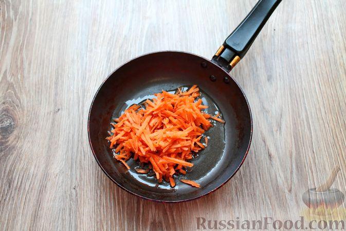 Фото приготовления рецепта: Суп с тушенкой и макаронами - шаг №2