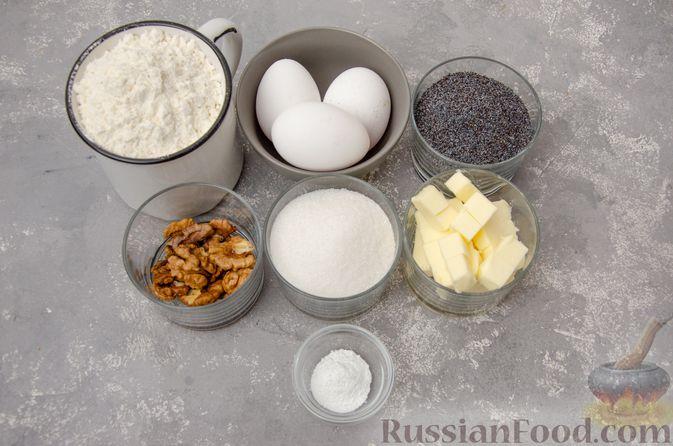 Фото приготовления рецепта: Капуста, тушенная с мясным фаршем и яблоками - шаг №4
