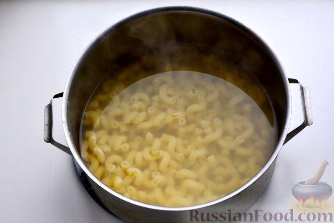 Фото приготовления рецепта: Сдобные булочки с пудингом - шаг №1