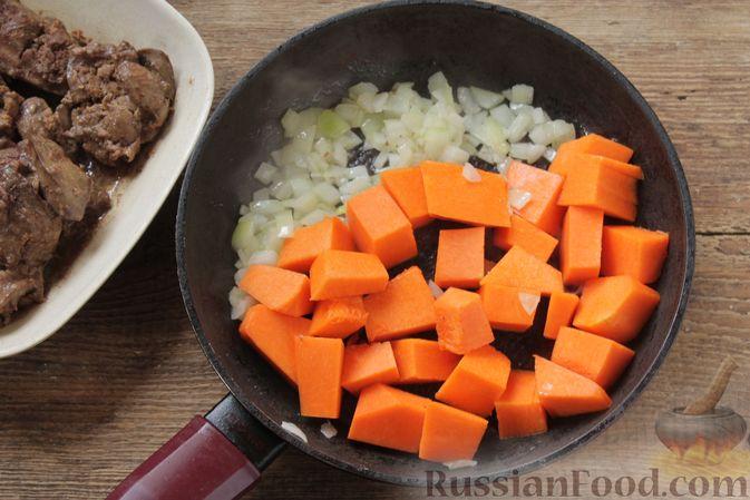 Фото приготовления рецепта: Щи из кислой капусты с говядиной - шаг №7