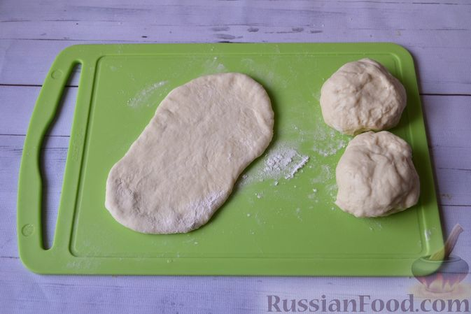 Фото приготовления рецепта: Сдобные булочки на мучной заварке, с вареньем - шаг №20
