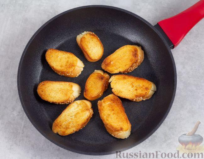 Фото приготовления рецепта: Паштет из свеклы, варёных яиц и творога - шаг №10